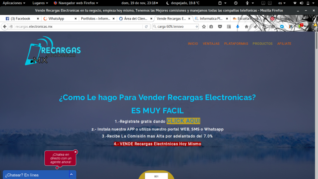 Electronicas MX