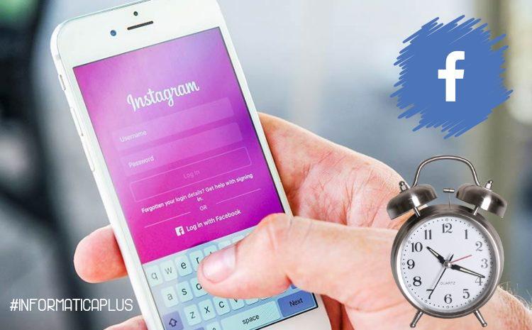Como programar publicaciones de Instagram desde Facebook Creator
